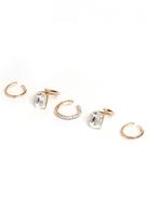 Quiz Gold Jewel Ring Pack