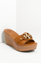 Tory Burch 'Patti' Wedge Sandal
