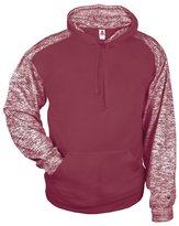 Badger mens Blend Sport Hooded Sweatshirt - BD1462 3XL