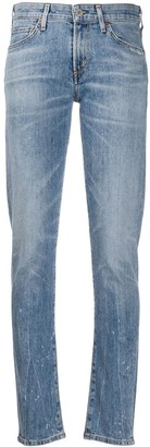 Citizens of Humanity low rise skinny jeans
