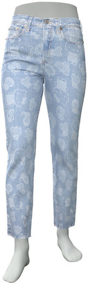 Levi's Wedgie Fit Ankle Women's Jeans