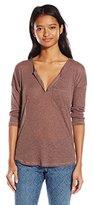 O'Neill Junior's Daphne Long Sleeve Jersey Top