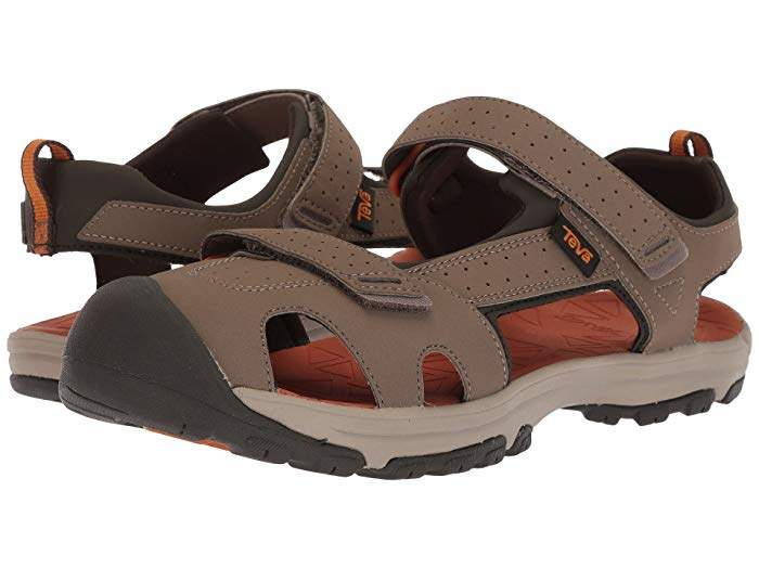 Youth Boys size 5 NEW TEVA Rollick Sport Sandals Water Shoes