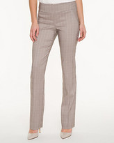 Le Château Glencheck Tech Stretch Straight Leg Pant