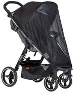 Phil & Teds Phil and Teds Stroller Cover/canopy Black