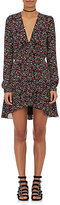 A.L.C. Women's Renata Silk Georgette A-Line Dress