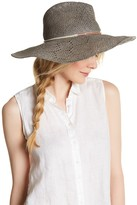 Vince Camuto Woven Floppy Cowboy Hat