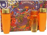 Carlos Santana Perfume by for Women. 3 Pc. Gift Set.