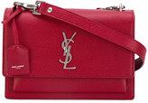 Saint Laurent medium Sunset Monogram satchel - women - Leather - One Size