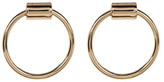 Kenneth Cole New York Open Circle Stud Earrings