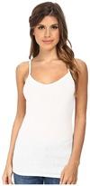 Michael Stars Luxe Slub Sleeveless V-Neck Cami Women's Sleeveless