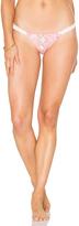 Ale By Alessandra Say Oui Tab Side Brazil Bikini Bottom