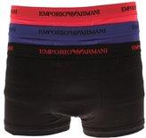 Emporio Armani 3 Pack Trunks