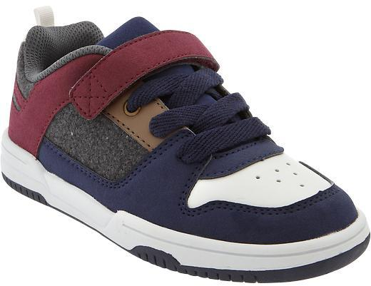 Old Navy Boys Low-Top Skater Sneakers