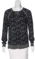 Marc by Marc Jacobs Patterned Knit Top