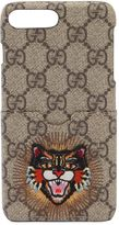 Gucci Angry Cat Patch Iphone 7 Plus Case