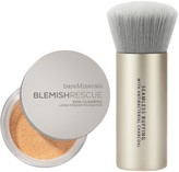 bareMinerals Blemish Rescue Loose Powder Foundation with Brush