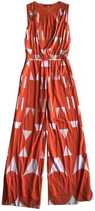 Vivienne Tam Orange Jumpsuit for Women