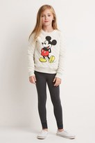 Forever 21 FOREVER 21+ Girls Classic Knit Leggings (Kids)