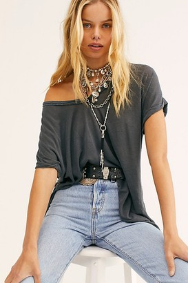 We The Free Under The Sun Tee at Free People