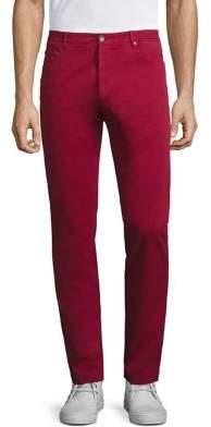 G・T・A GTA Straight Leg Cotton Jeans