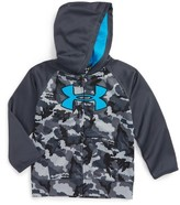 Under Armour Toddler Boy's Arid Camo Big Logo Hoodie