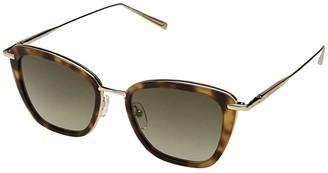 Longchamp LO638SL (Havana) Fashion Sunglasses