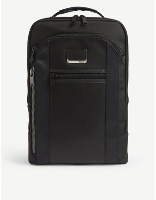 Tumi Davis alpha bravo nylon backpack