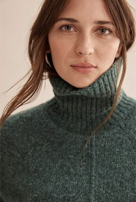 Country Road Nep Yarn Interest Knit