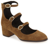 Free People &Mercury& Buckle Pump (Women)