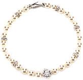 Nadri Joan Faux-Pearl Line Bracelet
