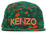 Kenzo patterned baseball cap