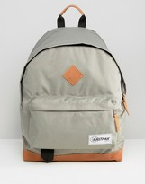 Eastpak Wyoming Backpack In Gray