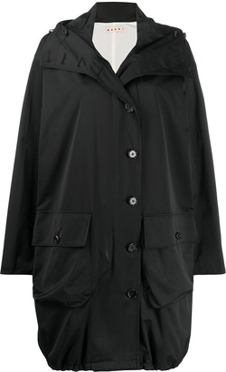 Marni Hooded Parka Coat