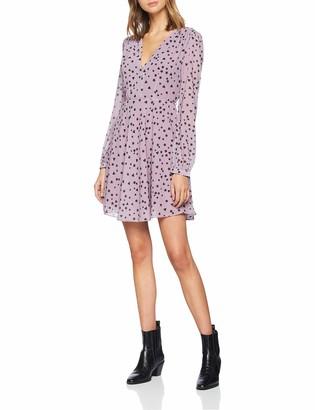 Glamorous Women's Print Party Dress