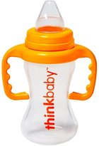 Thinkbaby Trainer Cup - Orange - 9 oz