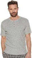 M&Co Short sleeve cotton loungewear top
