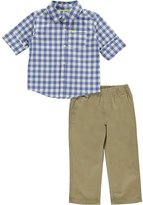 "Carter's Baby Boys' ""Gingham Bear"" 2-Piece Outfit"
