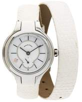 Philip Stein Teslar Classic Watch w/ Mother of Pearl Dial
