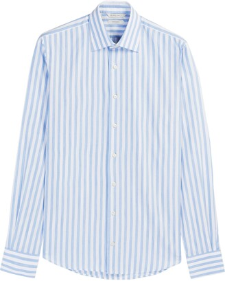Suitsupply Classic Fit Stripe Dress Shirt