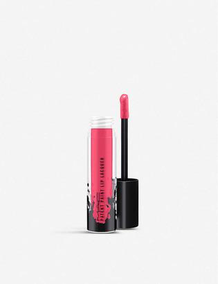 M·A·C Patent Paint Lip Lacquer