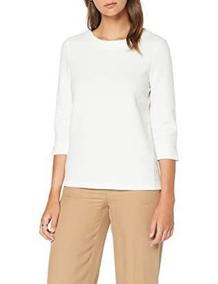 Gerry Weber Women's 97501-35039 Sweatshirt, (White 99700), (Size: 46)