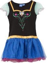 (9964RLRS) Frozen Big Girls Anna Holiday Princess Dress in Size: