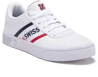 K-Swiss Court Lite Spellout Sneaker