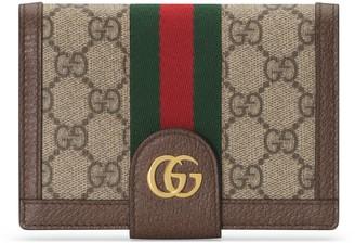 Gucci Ophidia GG passport case