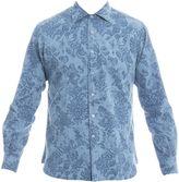 Orian Slim-fit Shirt Floreal
