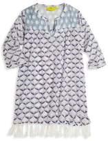 Roberta Roller Rabbit Toddler's, Little Girl's & Girl's Serafina Fringed Cotton Dress