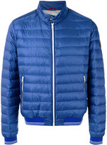 Fay zipped padded jacket - men - Feather Down/Polyamide - L