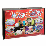 IDEAL Ideal 100 Trick Spectacular Magic Show Suitcase 12-pc. Dress Up Accessory