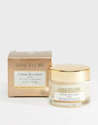 Rich & Royal Sanoflore Organic Creme Des Reines Rich Royal Jelly Skin-Perfecting Moisturiser 50ml-No Colour